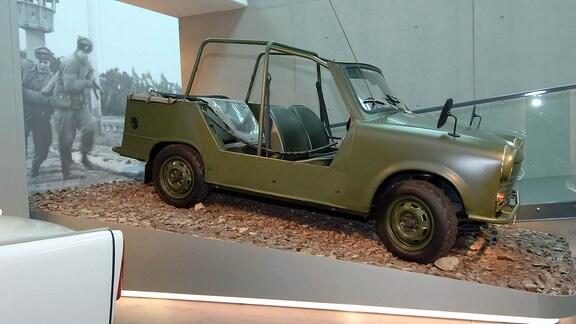 Trabant 1.1 Kübel Prototyp 1986