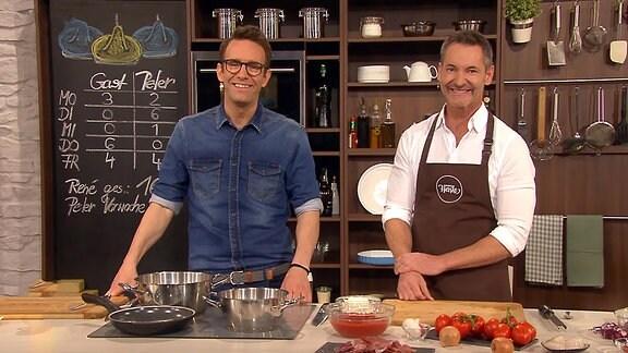 Kochen mit Christian Henze