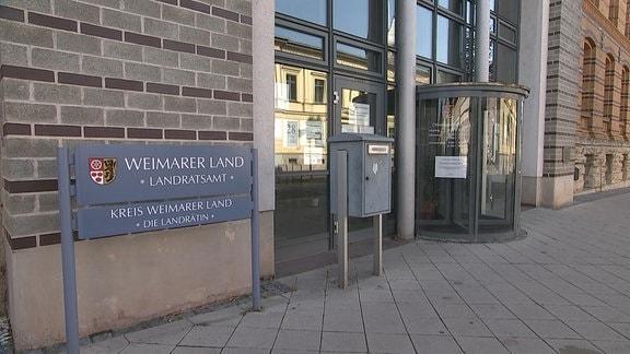 Landratsamt Weimarer Land