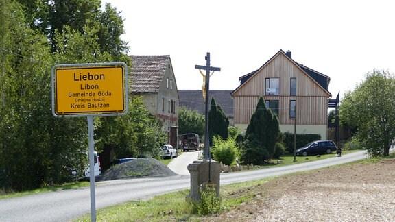 Eindrücke aus dem Örtchen Liebon in Sachsen