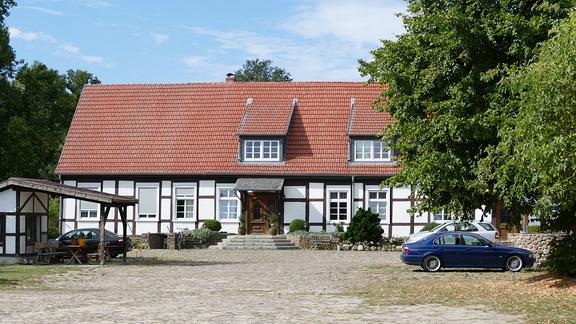 Eindrücke aus dem Örtchen Schönfeld in Sachsen-Anhalt