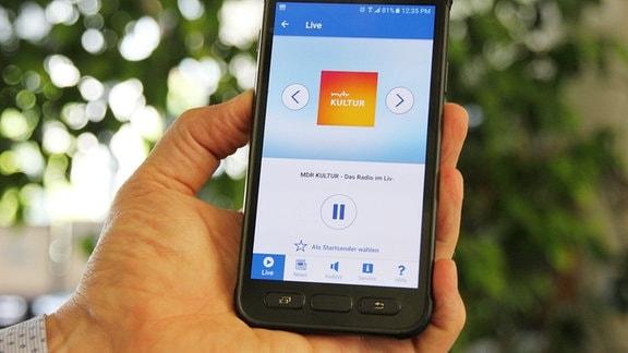 MDR Audio-App 2017