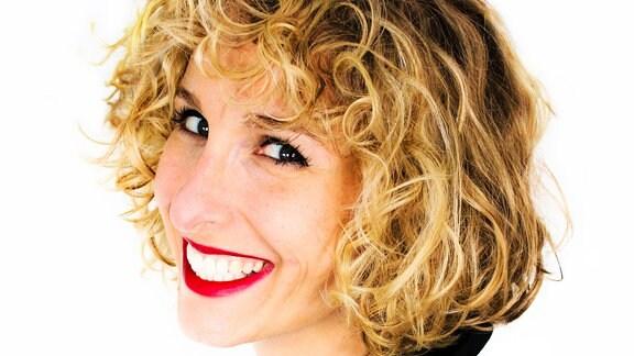 3sat Ländermagazin Thüringen Moderatorin Annie Reischmann