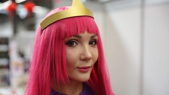 Princess Bubblegum aus Adventure Time