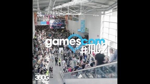Tag 2 auf der gamescom