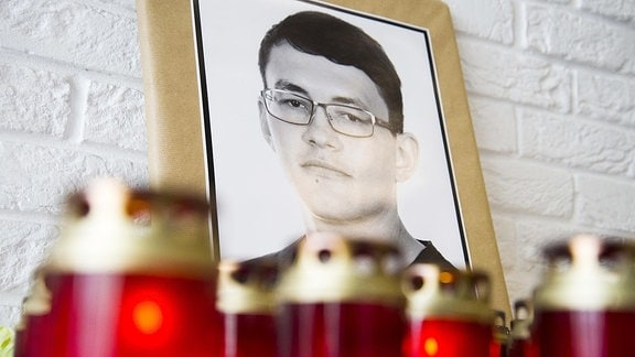 Trauer um ermordeten Journalist Jan Kuciak