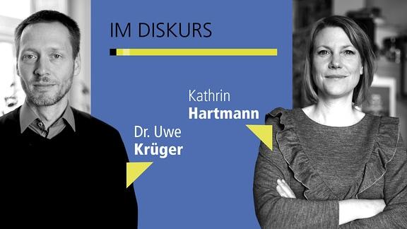 Uwe Krüger und Kathrin Hartmann