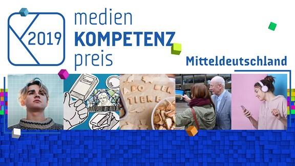 Die Gewinner des Medienkompetenzpreises Mitteldeutschland 2019 stehen fest.