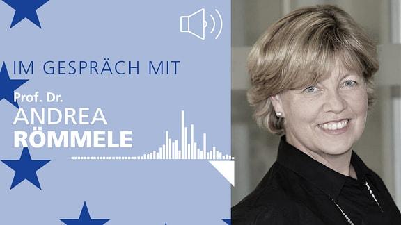 Porträt Prof. Dr. Andrea Römmele