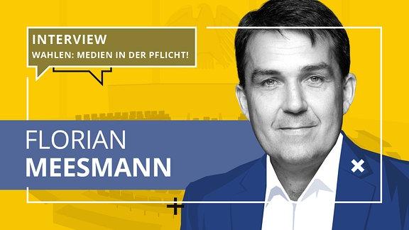 Porträt von Florian Meesmann