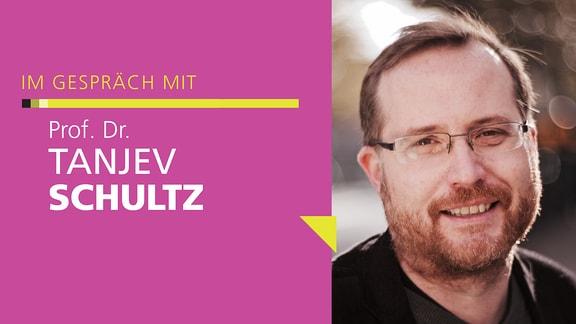 Porträt von Tanjev Schultz