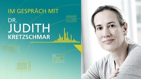 Porträt von Dr. Judith Kretzschmar