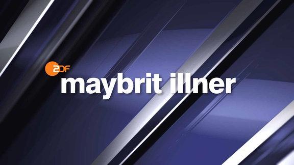 Logo der Sendung maybrit illner