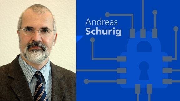 Foto des Datenschutzbeauftragten Andreas Schurig