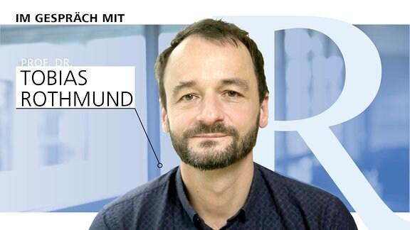 Ein Portrait von Tobias Rothmund, Professur für Kommunikations- und Medienpsychologie an der Universität Jena.