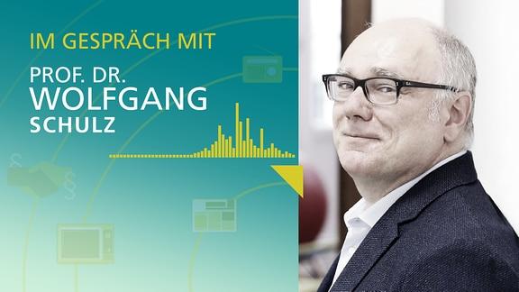 Porträt von Prof. Dr. Wolfgang Schulz