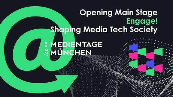 Logo Medientage München