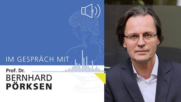 Portrait von Prof. Dr. Bernhard Pörksen