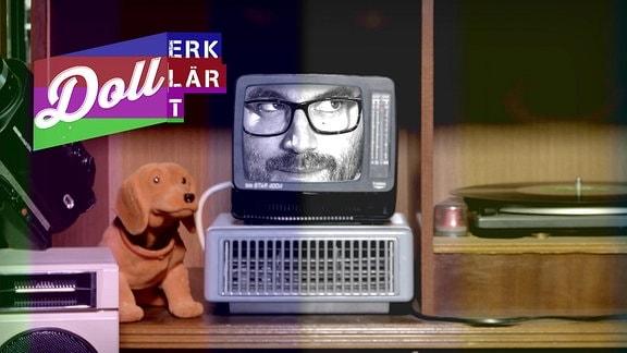 """Screenshots vom Beitragsopener für """"Doll erklärt"""""""