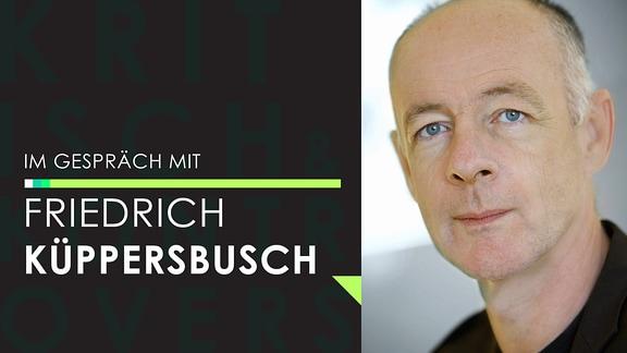 Porträt von Friedrich Küppersbusch