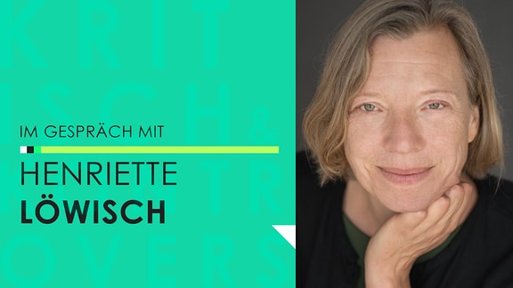 Porträt von Henriette Löwisch