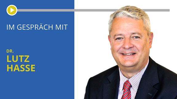 Porträt von Dr. Lutz Hasse