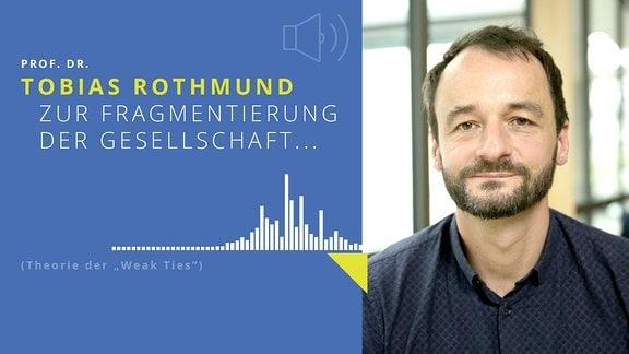 Portrait von Prof. Dr. Tobias Rothmund