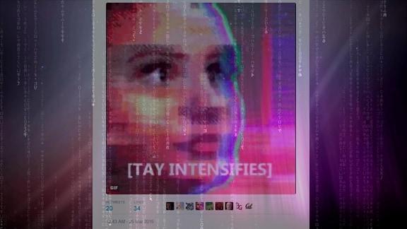 Pofilbild des Chatbots Tay der Firma Microsoft