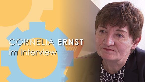 Teaserbild: Cornelia Ernst im Interview nach 100 Tagen DSGVO