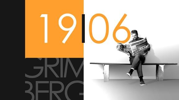 """Teaserbild für GRIMBERG – Die Kolumne am 19. Juni 2019: Schriftzug """"19/06""""."""