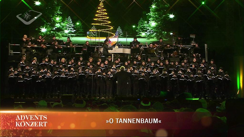 Kreuzchor Dresden Live 2018 O Tannenbaum Mdrde