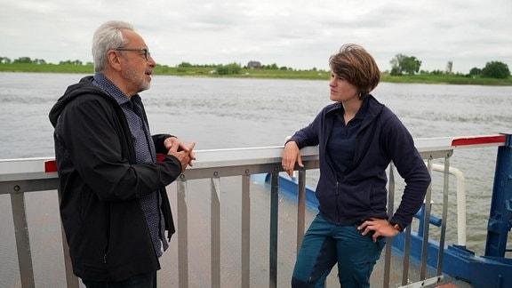 Unsere Elbe - FlussGeschichten mit Wolfgang Stumph
