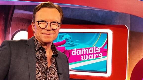 """Wolfgang Lippert in """"Damals war's"""""""