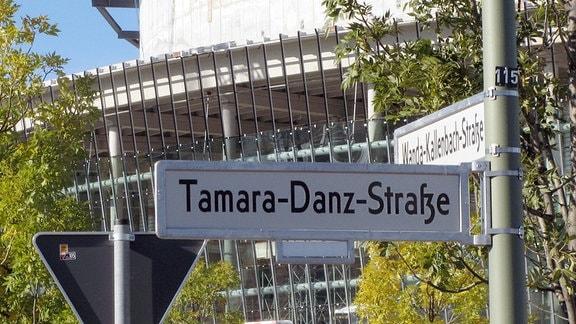 Tamara Danz-Straße