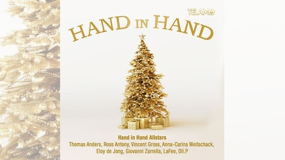 Hand in Hand Cover