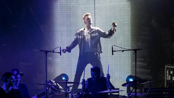 Ben Zucker live in der Berliner Mercedes-Benz-Arena am 30.11.19
