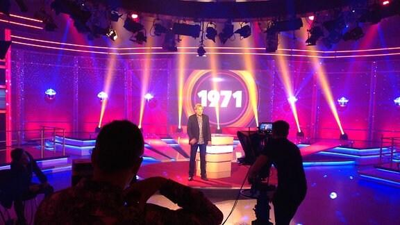 Die besten Hits aller Zeiten - Backstage