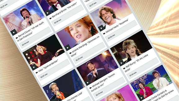 Beste Hits aller Zeiten Galerie Teaser