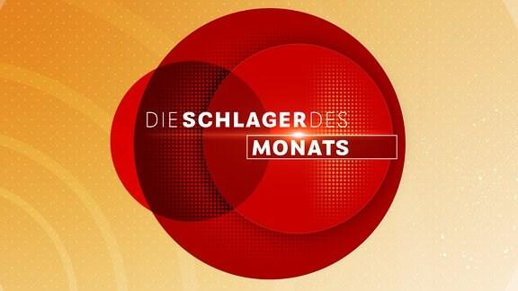 Die Schlager des Monats Logo