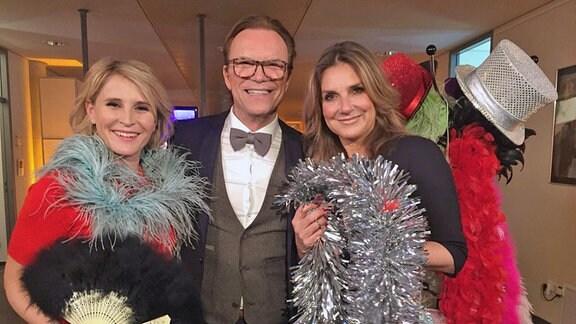 Mit Lippi, Erna & Annerose ins Neue Jahr! | MDR.DE