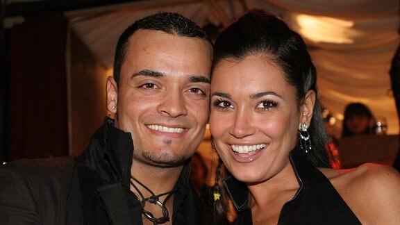 Giovanni und Jana Ina Zarrella, 2005