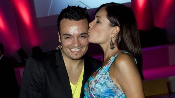Giovanni und Jana Ina Zarrella, 2008
