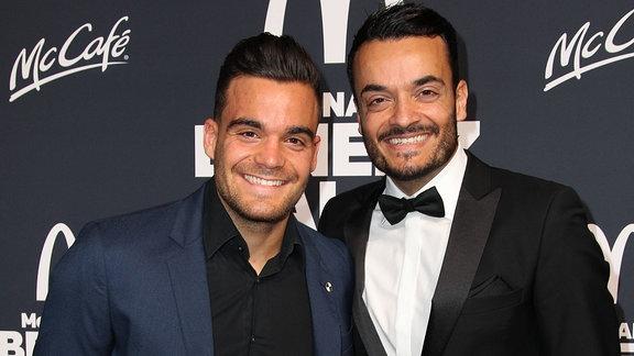 Giovanni und Stefano Zarrella