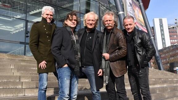 Die Band Höhner