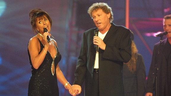Ireen Sheer und Bernhard Brink, 2002