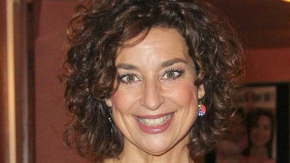 Isabel Varell bei der Premiere des Theaterstücks Diese Nacht - oder nie! in der Komödie im Bayerischen Hof. München, 19.06.2019