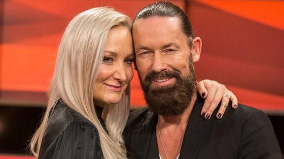 Janine Kunze und Dirk Budach, 2017