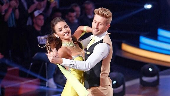 Ekaterina Leonova und Maximilian Arland