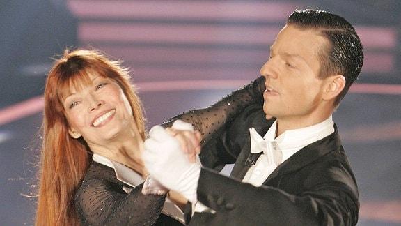Katja Ebstein und Oliver Seefeldt