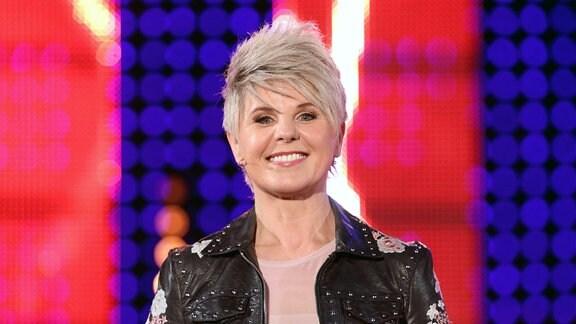 Sängerin Linda Feller